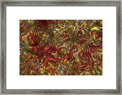 The Dance Framed Print by Jack Zulli