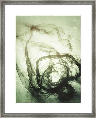 The Dance Pre-natal Framed Print by Guillermo De Llera