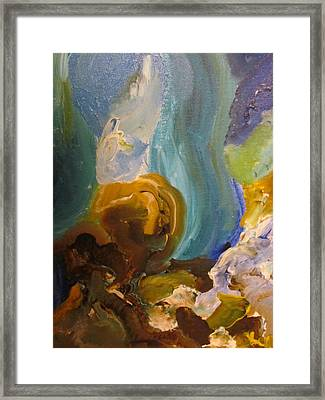 The Dance Framed Print by Shea Holliman