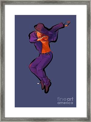 The Dancer 80 Framed Print
