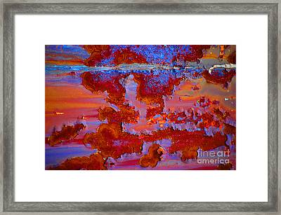 The Darkside #3 Framed Print