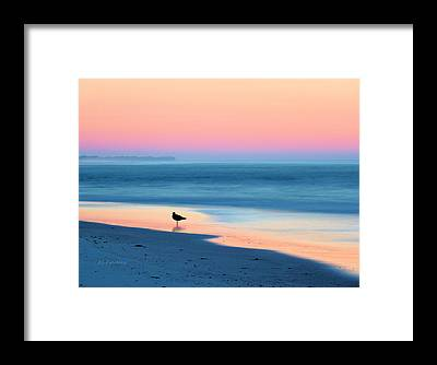 South Beach Framed Prints