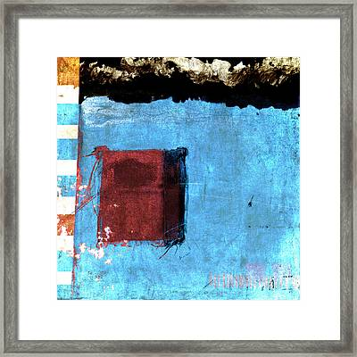 The Deep End Framed Print by Carol Leigh
