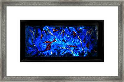 The Deep Two Framed Print