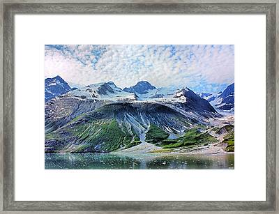 The Definition Is Awesome Framed Print by Kristin Elmquist