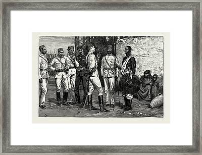 The Dervish Advance Framed Print by Litz Collection