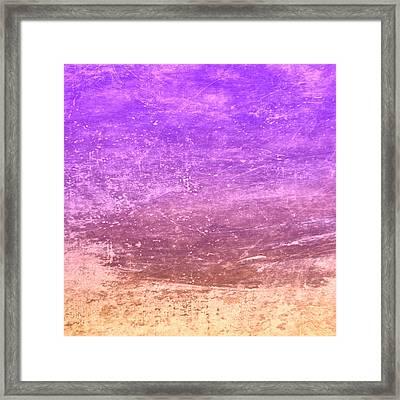 The Desert Framed Print by Peter Tellone
