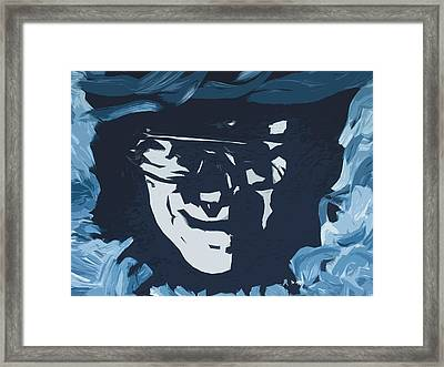 The Devil Wore Cartier Framed Print