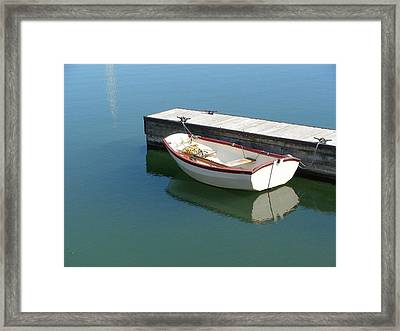 The Dingy Framed Print by Thomas Young