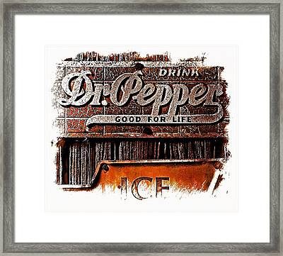 The Doctors In Framed Print