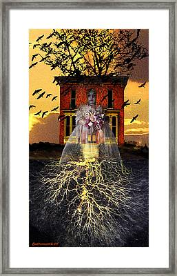 The Doll House Framed Print by Larry Butterworth