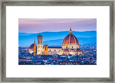 The Dome Framed Print by Stefano Termanini