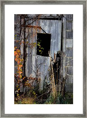The Door Framed Print by William Jobes