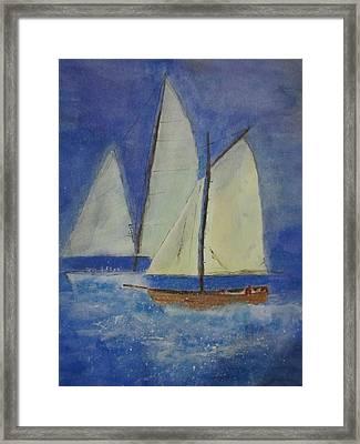 The Doreen Framed Print