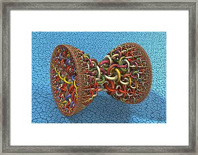The Double Chalice Framed Print