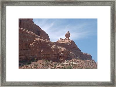 The Dragon Rider Framed Print
