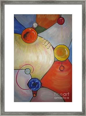 The Dream Framed Print by Judy Morris
