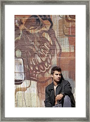 The Dream Killer Framed Print by Shoal Hollingsworth