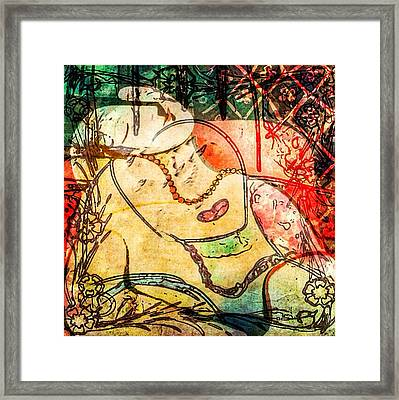 The Dream Framed Print by Patricia Januszkiewicz
