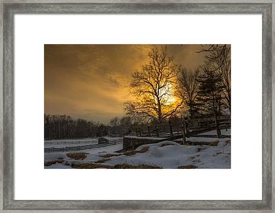 The Dream Framed Print by Scott Hafer