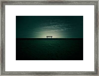 The Dreamer Framed Print by Charlie Tash