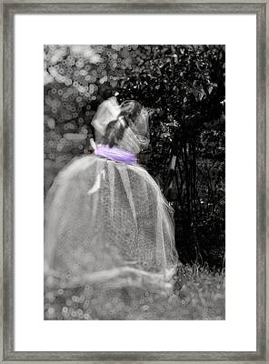 The Dress Framed Print by Image Takers Photography LLC - Carol Haddon