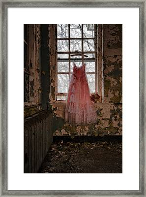 The Dress Framed Print