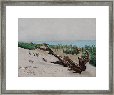 The Drifter Framed Print