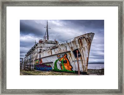 The Duke Of Lancaster Framed Print