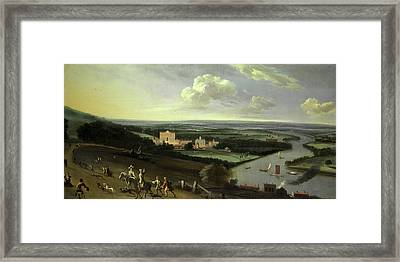 The Earl Of Rochesters House, New Park, Richmond Framed Print by Litz Collection