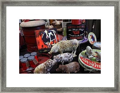The Eclectic Collection 5d24470 Framed Print