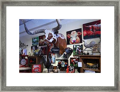 The Eclectic Collection 5d24471 Framed Print
