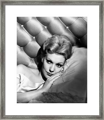 The Eddy Duchin Story, Kim Novak, 1956 Framed Print by Everett