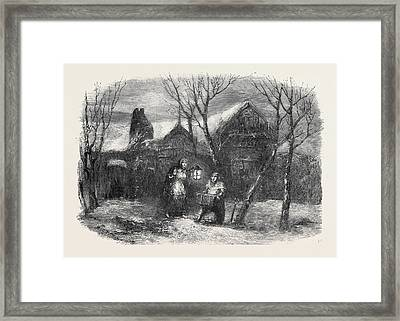 The Elfin Of Hazlenook Toby Postlethwaite Recovers Framed Print by English School