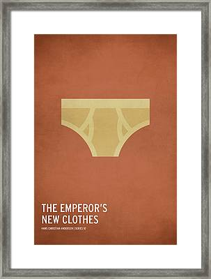The Emperor's New Clothes Framed Print