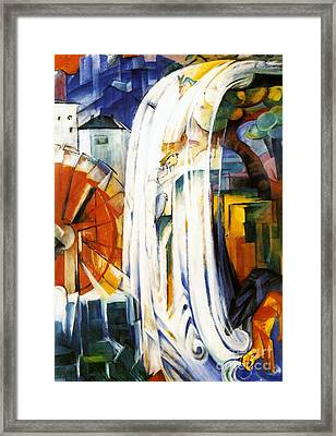 The Enchanted Mill Framed Print by Pg Reproductions
