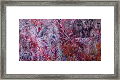 The End Framed Print by Randall Ciotti