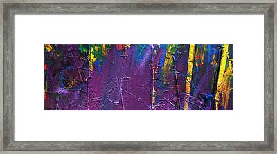 The End Stage Path Series Framed Print by Sir Josef - Social Critic -  Maha Art