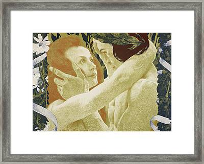 The Enigma Framed Print