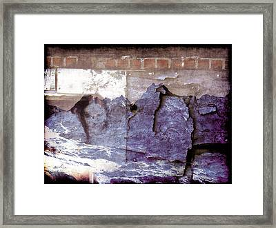 Framed Print featuring the photograph The Entangment 4 by The Art of Marsha Charlebois