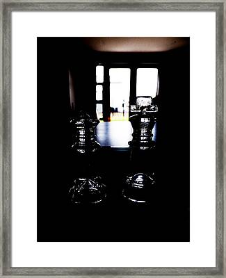 The Entrance Of The King And Queen  Framed Print by Steve Taylor