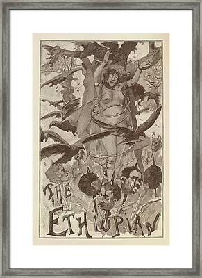The Ethiopian Framed Print