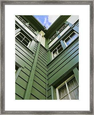 The Eureka Inn Framed Print