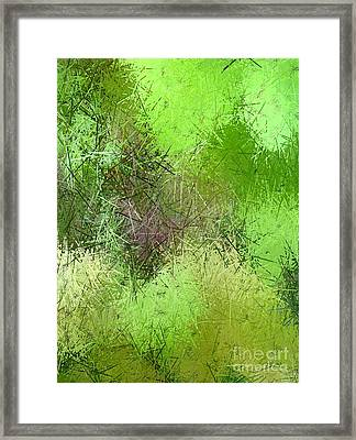 The Excitement Of Nature  Framed Print by Heidi Smith