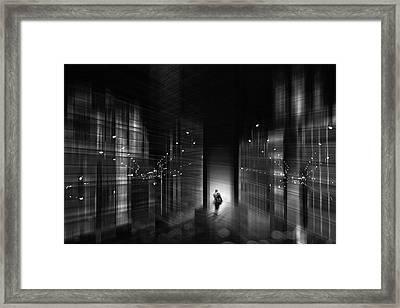 The Executive Framed Print