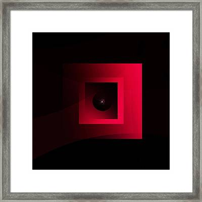The Exhibit 2015 Framed Print by Andrew Penman