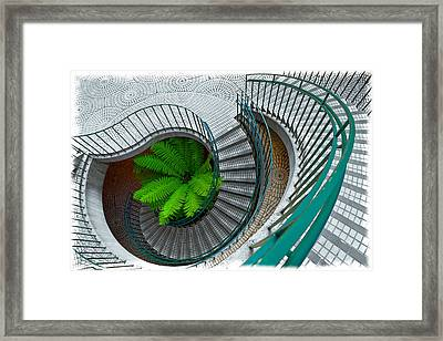 The Eye Framed Print by Jonathan Nguyen