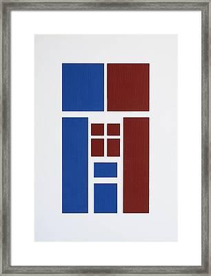 The Family 4 Framed Print