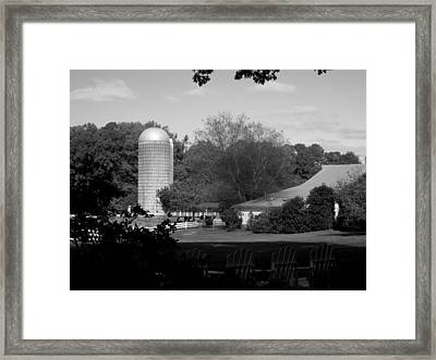 The Farm Framed Print by Peter LaPlaca