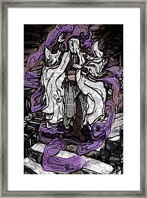 The Farseer Framed Print